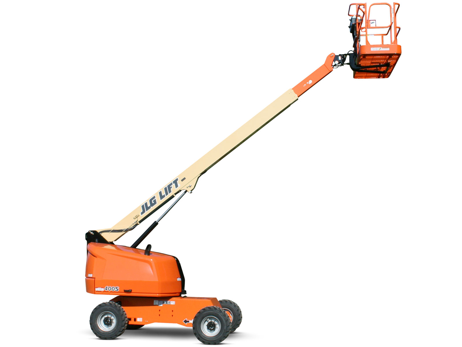 Rent a 40' Straight Boom Lift