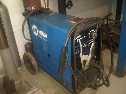Rent a 185 Amp Mig Welder Near Coatesville, PA, Chester ...