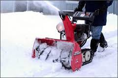 Top Rated Snow Blowers : Is a track snow blower better than a wheeled snow blower?