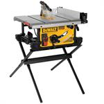 10^  Table Saw w/ Compact folding stand
