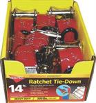 2^ X 14' Ratchet Tie Down