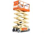 26' Scissors Lift Rental - Battery Powered