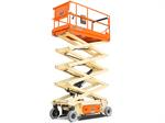 32' Scissors Lift Rental - Battery Powered