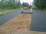 6.25x432' Woven Geotex Fabric Ground Stabilizatio