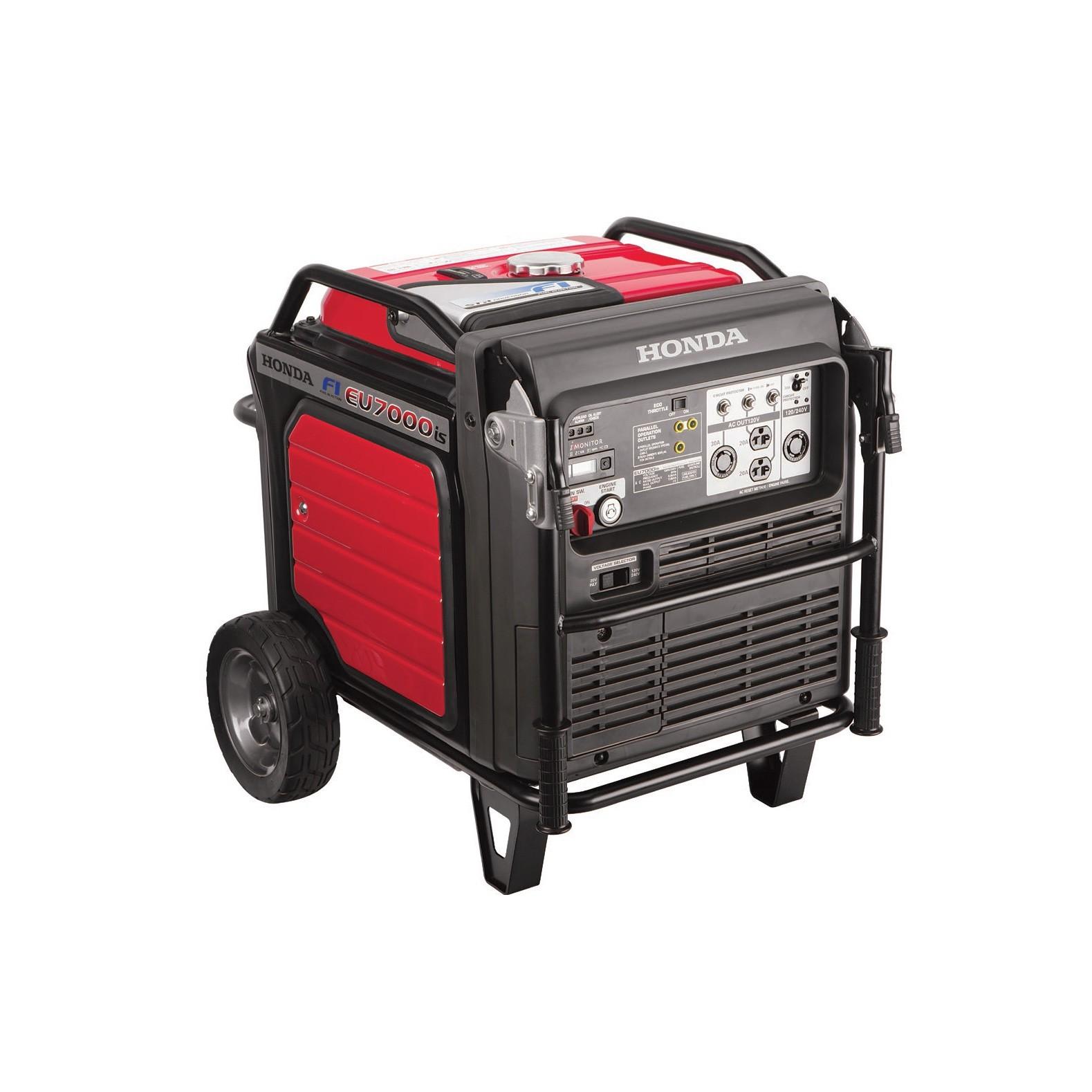 7000W Inverter Generator Fuel Injected Generator