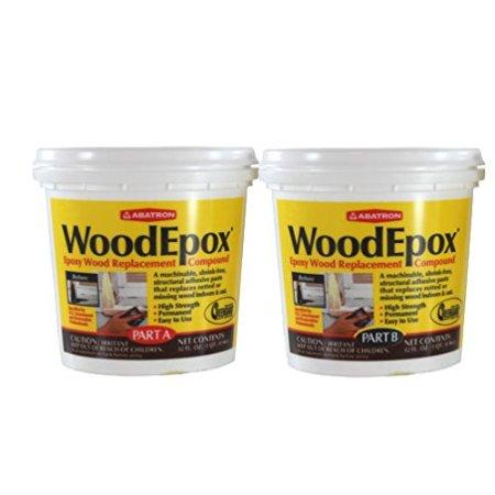 Abatron 1 Quart Wood Epox