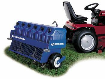 "Aerator Rental, Pull-behind, 36"" wide"