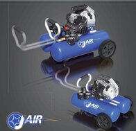 Air Compressor Rental, 1-2 HP, Electric, 3.9 CFM