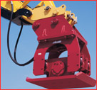Allied Ho Pac Rental for Excavator w backfill bld
