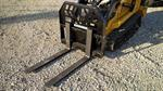 Blue Diamond Mini Skid Steer Pallet Forks