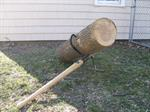 Cant Hook With Log Stand