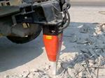Concrete Breaker/Jack Hammer Attachment Rental