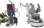 Concrete Grinder/Polisher and Vacuum Package, Elec
