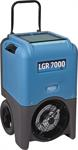 Dehumidifier Rental, 29 GPD, Electric, 110 Volt