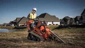 Ditch Witch Trencher Rental 36