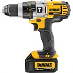 Drill Rental, Cordless, 2 Batteries & Charger Inc.