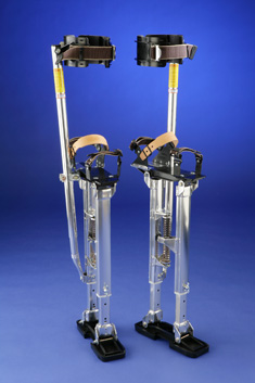 Drywall Stilts Rental, 18' to 30' or 24' to 40'