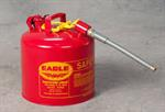Eagle 5 Gallon Type 2 Safety Gasoline Can