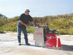 Floor Saw Rental, 20^, Self-Propelled, Propane
