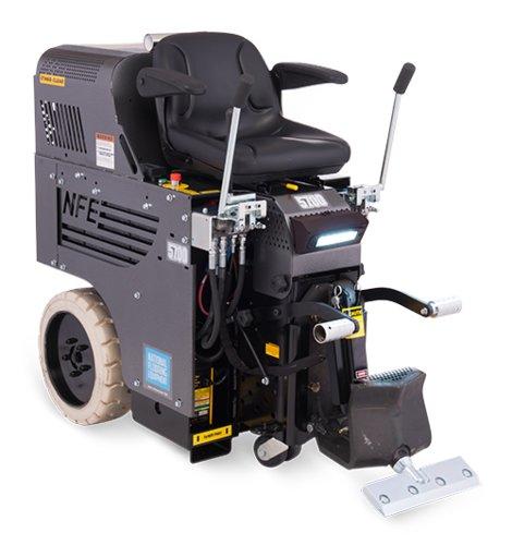 ... Floor Scraper Rental, Ride On, All Day Battery 2