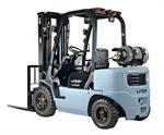 Forklift, 5,000 lb, 3 Section, Propane