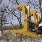 Grapple/Root Bucket Skid Loader Attachment, 84^