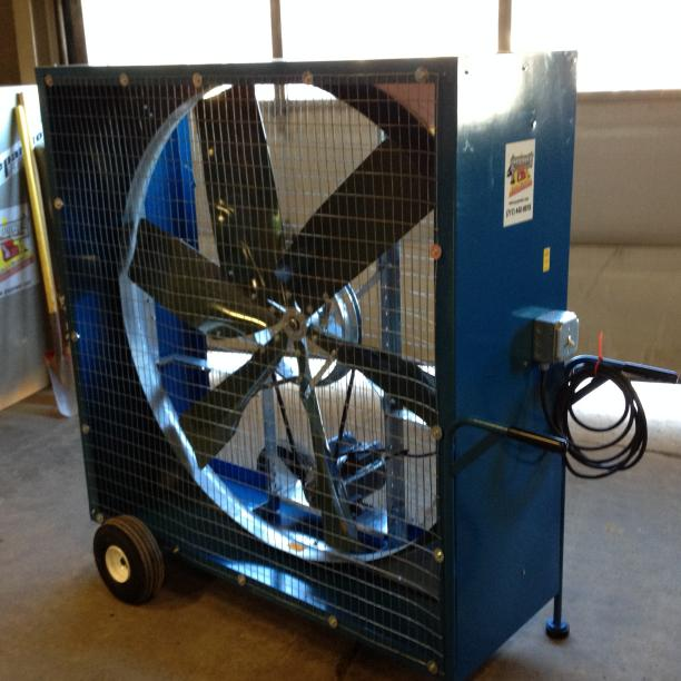 High Volume Fan : Rent a high volume fan in lancaster pa chester