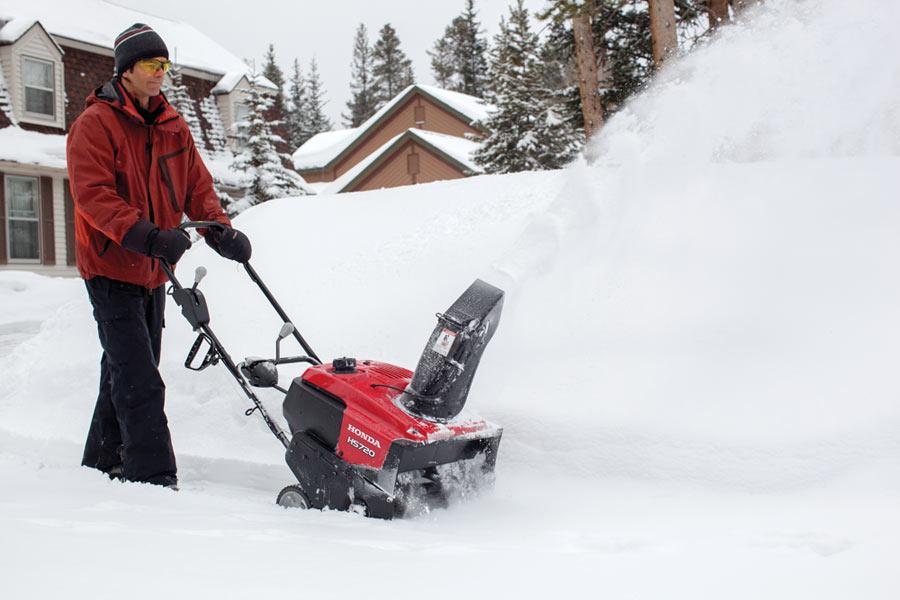 snow service pops repair blower img honda