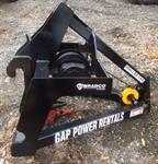 Hydraulic Jib Winch Rental for Skytrak. 3 FT.