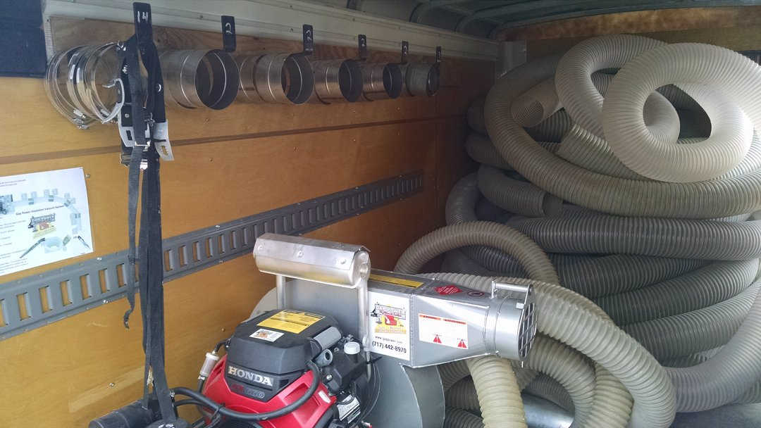 Rent An Insulation Vacuum In Chester County Pa