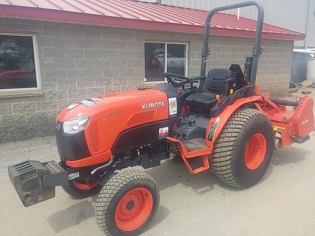 kubota 26hp tractor rental 4x4