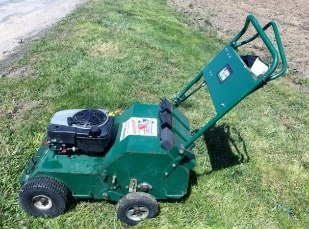 Lawn Aerator For Sale >> Lawn Solutions Turf Aerifier