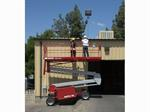 MEC 30' Scissors Lift. All Terrain, Auto-Level