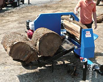 Mighty Ox 30 Ton Splitter W Lift Tray