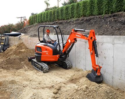 3 5 Ton Class Excavator Rental Near Lancaster Pa Chester