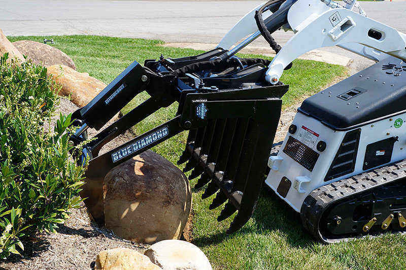 Mini Track Loader Attachments