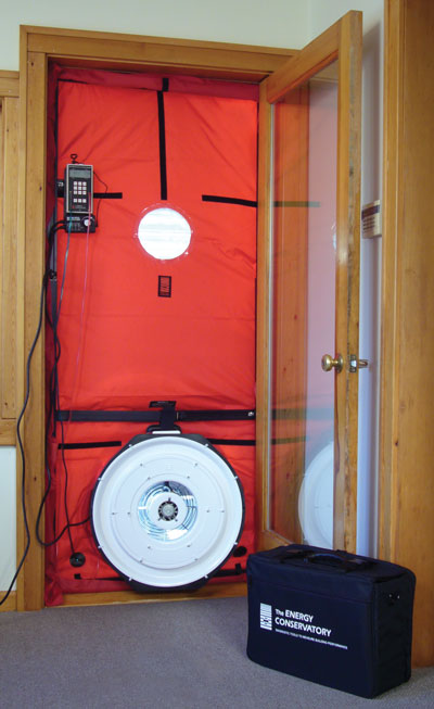 Niesamowite Rent a Blower Door Kit in Chester County, PA, Lancaster, PA, and SF17