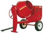 Mixer Rental, Concrete, Tow Behind, 9 or 12 cu ft