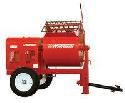 Multiquip 6.3 cu. ft. mortar mixer - 1.5-2bag, 8HP