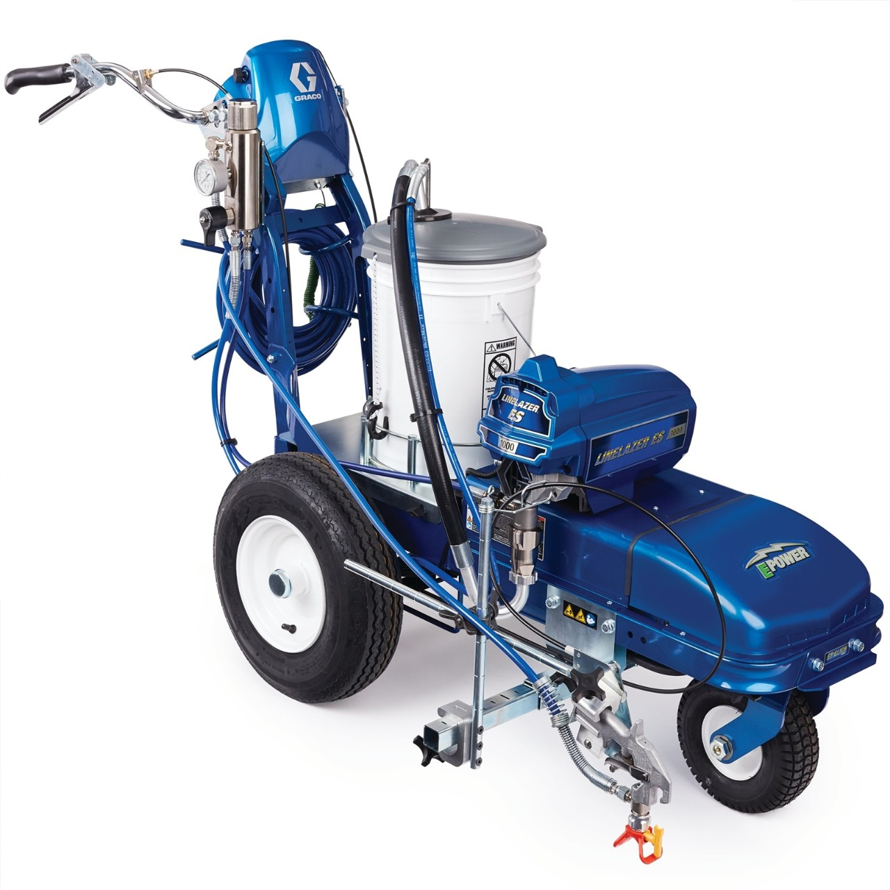 Rent A Striping Machine Near Chester County Pa Coatesville Pa And Lancaster Pa