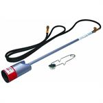 Propane Torch, for weed burning/concrete work
