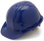 Ratchet Hardhat -- Blue Omega II