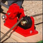 Rebar Cutter/Bender Rental, Manual