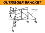 Rent Scaffold Outrigger - 30^ Wide