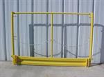 Rent Scaffold Safety End Panel