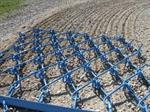 Rent Tractor Attachment Chain Drag Harrow