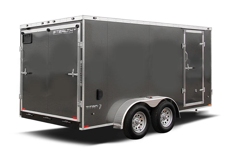 Rent A 16 U0026 39  Enclosed Trailer