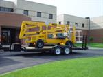 Rent a 55' Lift, Drivable X Boom