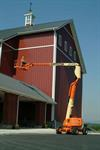 Rent a 60' Personnel Lift, Knuckle Boom