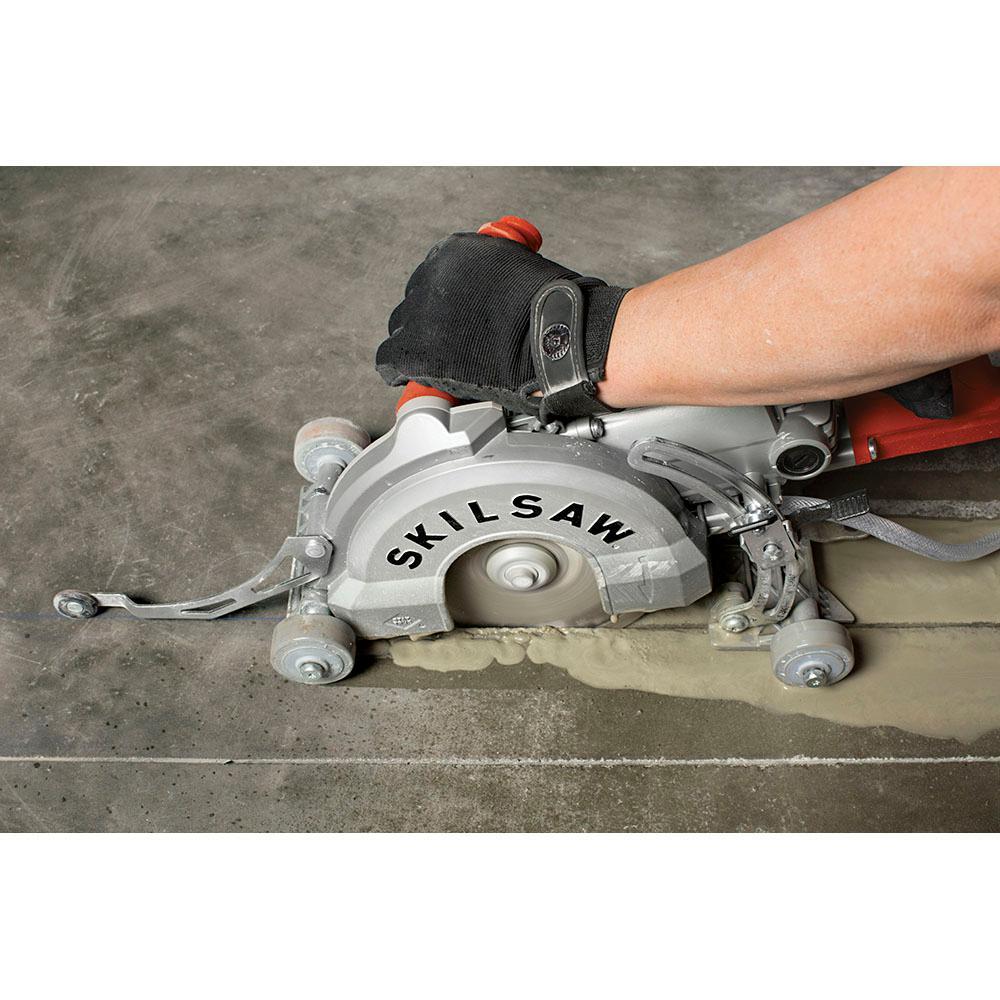 Rent a Concrete Circular Saw, 7